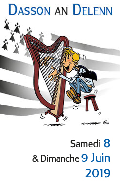 "Dasson An Delenn – ""The resonance of the harp"""